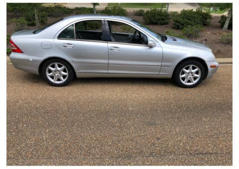 2001 Mercedes C240 for Sale