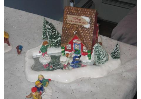 Department 56 Warming House